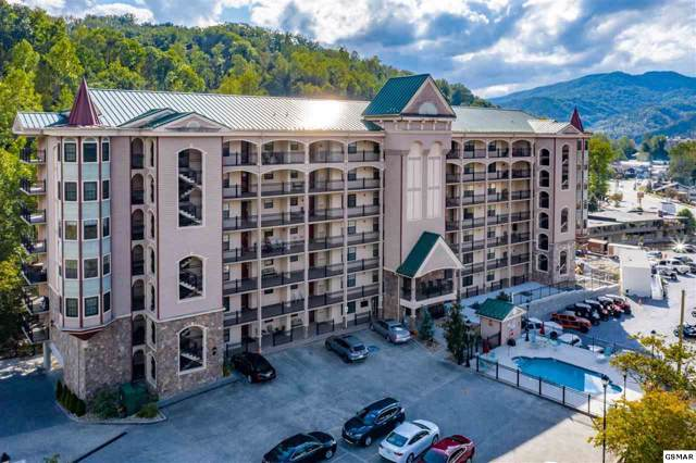 210 Roaring Frk Unit 605, Gatlinburg, TN 37738 (#225172) :: Four Seasons Realty, Inc