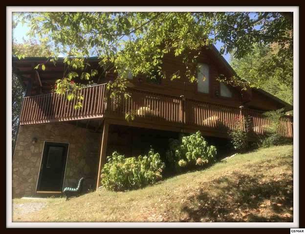 3485 Quail Way Mountaintop Pri, Sevierville, TN 37862 (#225178) :: Four Seasons Realty, Inc