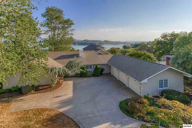 1266 Lakeview Drive, Dandridge, TN 37725 (#225228) :: SMOKY's Real Estate LLC