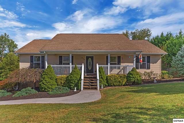 412 Little Cove Dr, Dandridge, TN 37725 (#225236) :: Colonial Real Estate