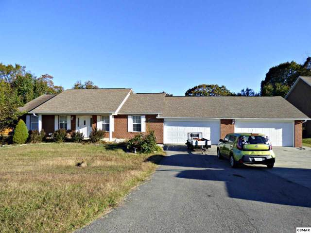 911 Red Oak Ln., Dandridge, TN 37725 (#225349) :: Colonial Real Estate