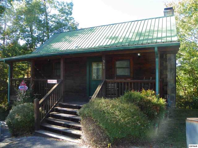 "540 Chickasaw Gap Way ""Honeymoon Geta, Pigeon Forge, TN 37863 (#225376) :: Colonial Real Estate"
