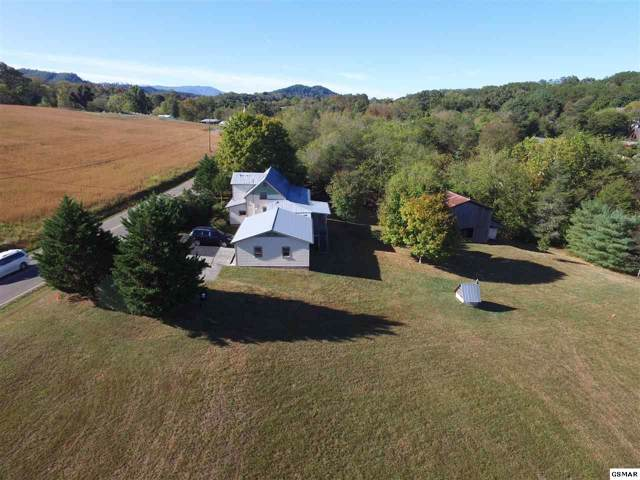 1839 Jayell Rd - House Lot + Lot 2 (House Lot + Lo, Sevierville, TN 37862 (#225391) :: Four Seasons Realty, Inc
