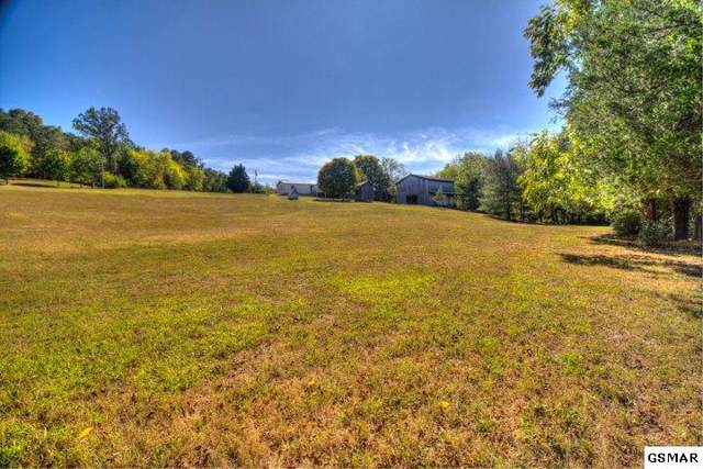 1839 Jayell Rd - Lot 1 Only (Lot 1 Only), Sevierville, TN 37876 (#225393) :: Four Seasons Realty, Inc