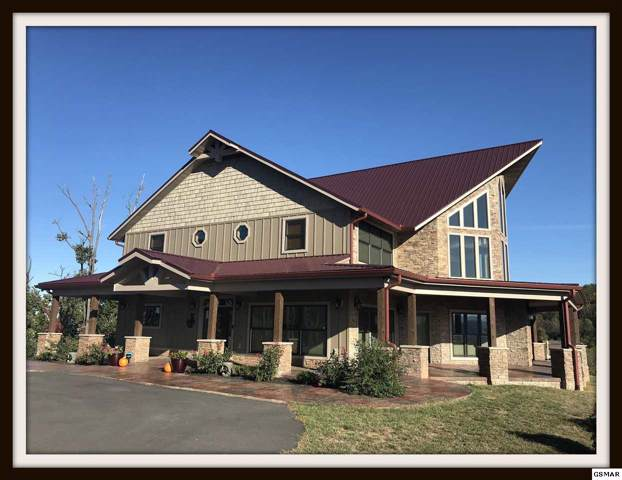3440 Mountain Tyme Way, Sevierville, TN 37862 (#225465) :: Jason White Team | Century 21 Four Seasons