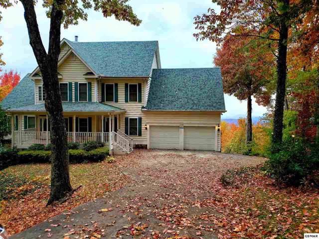 2429 Park Line Drive, Gatlinburg, TN 37738 (#225613) :: Colonial Real Estate