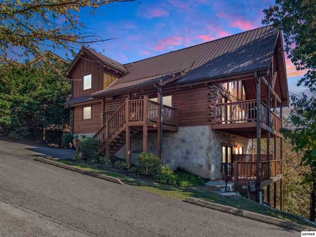 2607 Tree Top Way, Pigeon Forge, TN 37863 (#225622) :: The Terrell Team