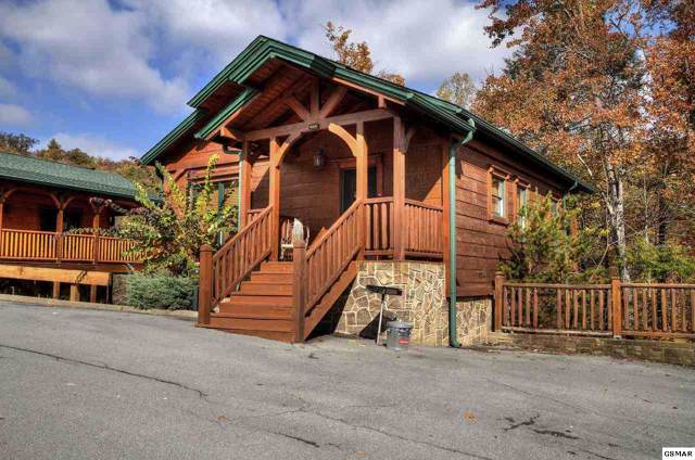 883 Great Smoky Way Heaven's Dew, Gatlinburg, TN 37738 (#225656) :: Prime Mountain Properties
