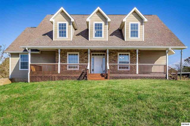120 Jones Dr, Kodak, TN 37764 (#225741) :: Jason White Team | Century 21 Four Seasons