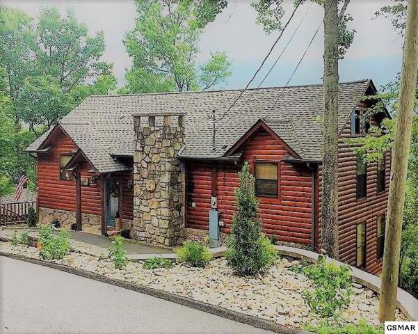 922 Scenic Trail, Gatlinburg, TN 37738 (#225746) :: Jason White Team   Century 21 Four Seasons