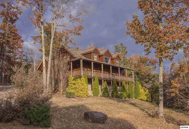2453 Hackberry Drive, Sevierville, TN 37862 (#225765) :: SMOKY's Real Estate LLC