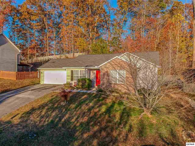 8218 Tangle Grove Ln, Powell, TN 37849 (#225772) :: Jason White Team | Century 21 Four Seasons