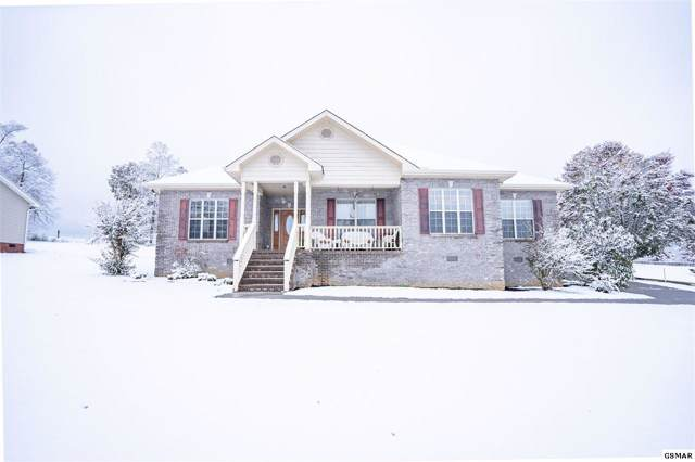 1629 Foxfire Circle, Seymour, TN 37865 (#225779) :: Jason White Team | Century 21 Four Seasons