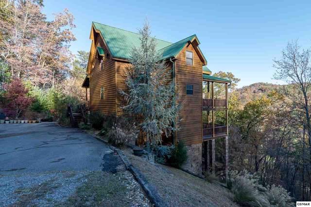 2607 Sunset Cir, Sevierville, TN 37862 (#225784) :: SMOKY's Real Estate LLC