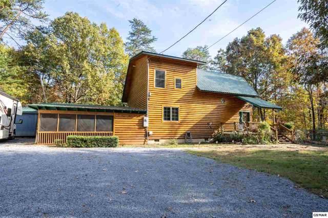 3316 Leonard Huskey Ln, Pigeon Forge, TN 37863 (#225799) :: Colonial Real Estate