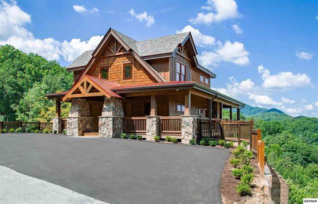 Lot 14 Turkey Creek Way, Sevierville, TN 37862 (#225804) :: Century 21 Legacy