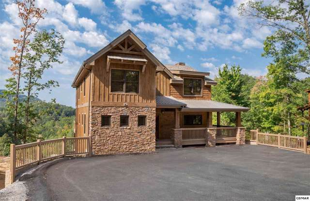 Lot 14 Turkey Creek Way, Sevierville, TN 37862 (#225806) :: The Terrell Team