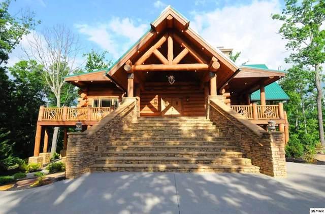 831 Big Bear Ridge Rd, Gatlinburg, TN 37876 (#225818) :: The Terrell Team