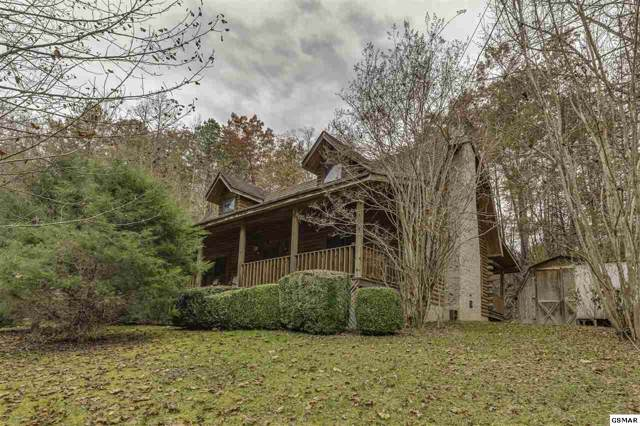 3671 Bearwallow Wy, Sevierville, TN 37876 (#225848) :: Jason White Team | Century 21 Legacy