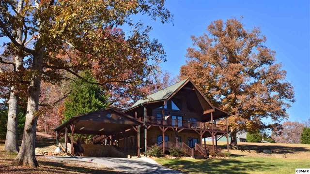 4008 Roundtop Dr, Sevierville, TN 37862 (#225869) :: Four Seasons Realty, Inc