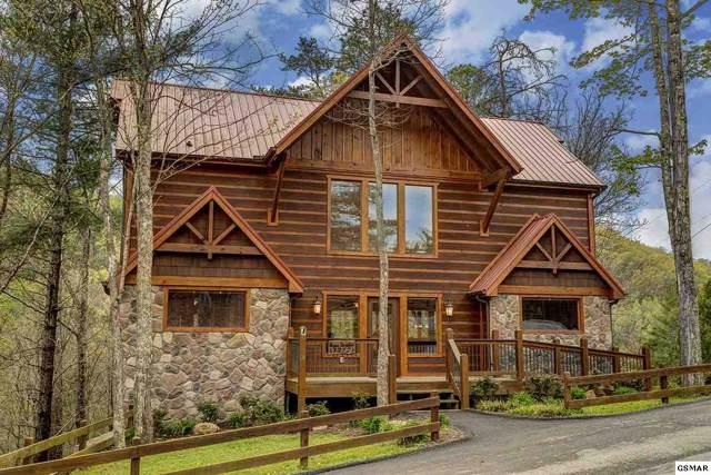 1372 Parkview Vista Way Aqua Paradise, Sevierville, TN 37862 (#225879) :: Four Seasons Realty, Inc