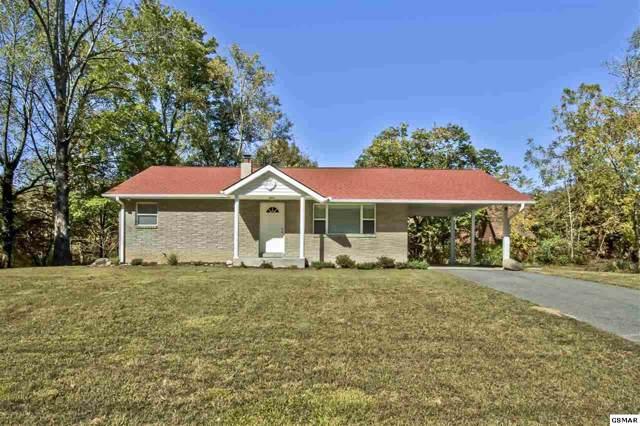 3909 E Parkway, Gatlinburg, TN 37738 (#225891) :: Four Seasons Realty, Inc