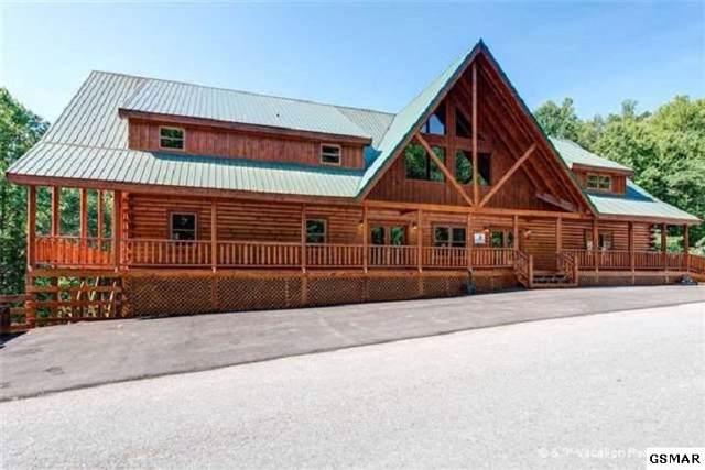 Lot 40 Woodland Trek Ln 11 Bedroom, Sevierville, TN 37876 (#225910) :: The Terrell Team