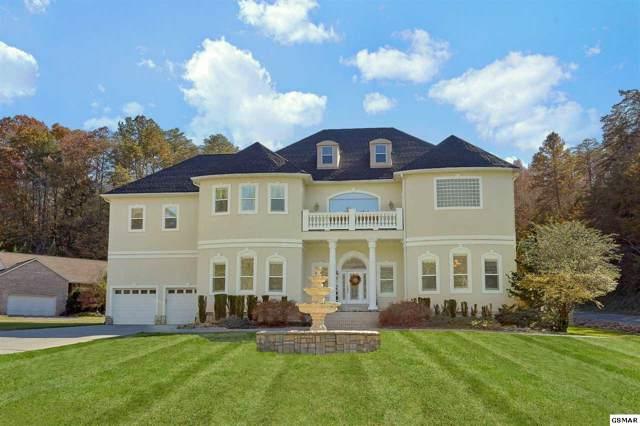560 Grouse Trail, Gatlinburg, TN 37738 (#225968) :: Four Seasons Realty, Inc