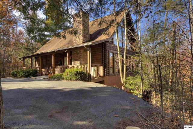 678 Kings Hills Blvd, Pigeon Forge, TN 37863 (#225973) :: Four Seasons Realty, Inc