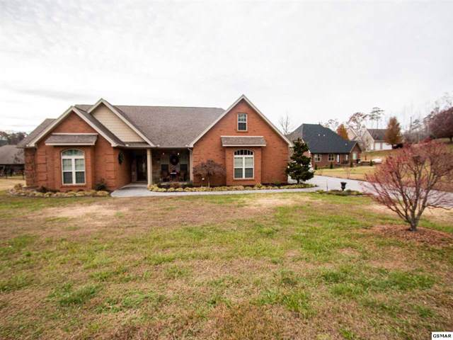 1614 Mckiinley View Blvd, Sevierville, TN 37862 (#226032) :: Colonial Real Estate