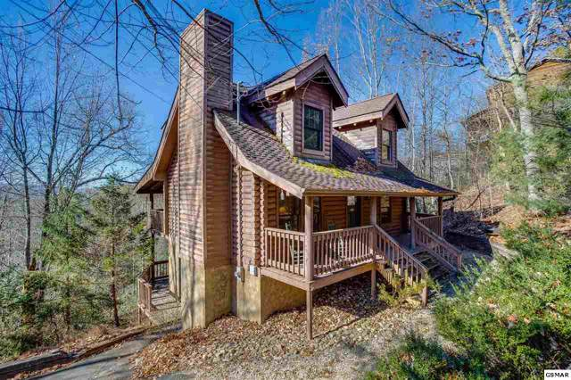 "518 Geneva Ln ""Gone Fishing"", Gatlinburg, TN 37738 (#226052) :: Colonial Real Estate"