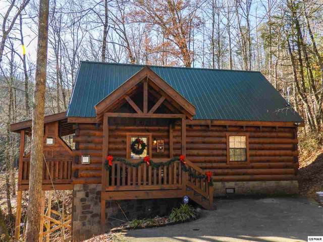 421 Forrest Springs Drive, Gatlinburg, TN  (#226054) :: Colonial Real Estate