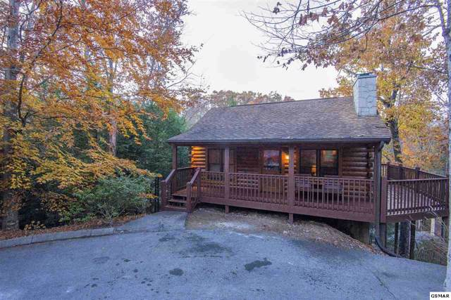 715 Aerie Way, Pigeon Forge, TN 37863 (#226097) :: The Terrell Team