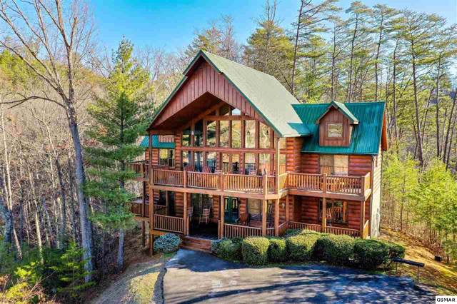 1501 Turkey Valley Ln, Sevierville, TN 37862 (#226214) :: Tennessee Elite Realty