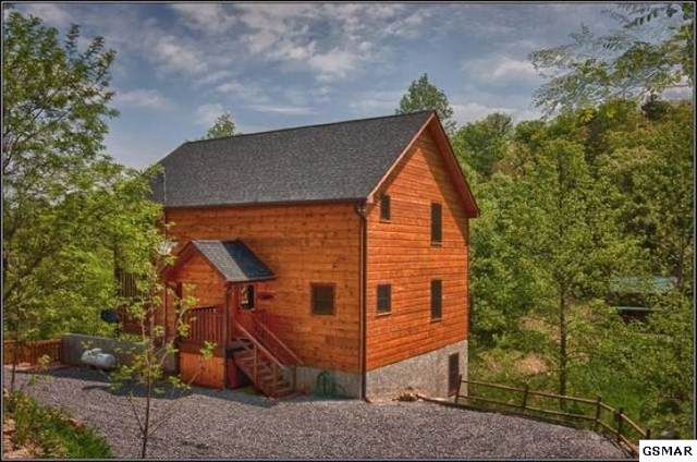 3614 Ivy Way Lot 2 included, Sevierville, TN 37876 (#226220) :: Four Seasons Realty, Inc