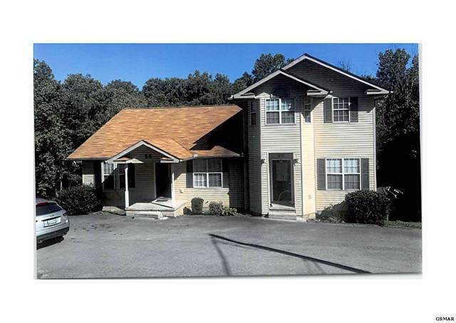 726,730,734 Morningside Dr, Sevierville, TN 37862 (#226242) :: Prime Mountain Properties
