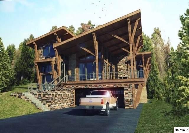 3343 Summit Trails Dr., Sevierville, TN 37862 (#226249) :: Jason White Team | Century 21 Four Seasons
