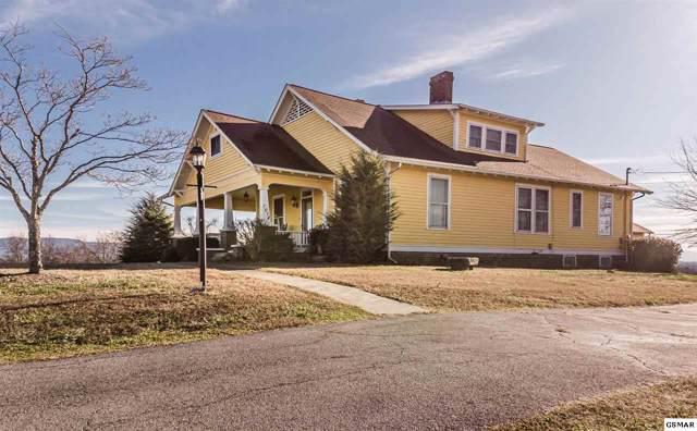 1014 Hillview Dr, Dandridge, TN 37725 (#226291) :: Colonial Real Estate