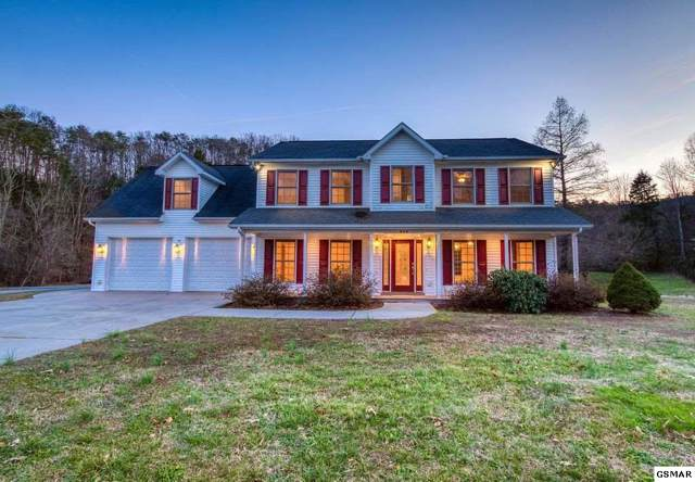 814 Kings Hills Blvd, Pigeon Forge, TN 37863 (#226367) :: The Terrell Team