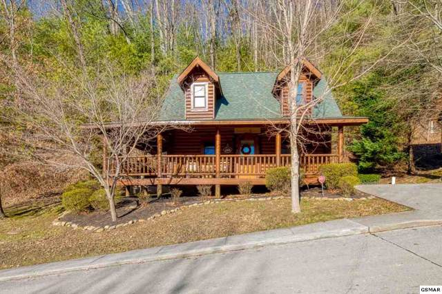 3205 Smoky Ridge Way, Sevierville, TN 37862 (#226415) :: Four Seasons Realty, Inc