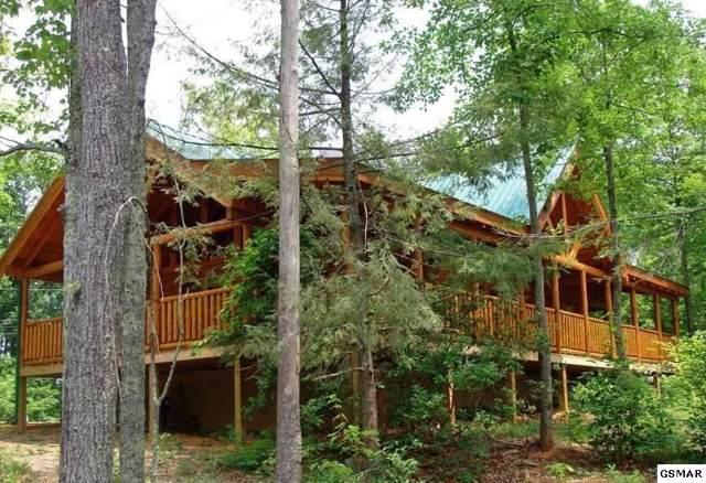 1619 Ginnys Trail Makin Memories, Sevierville, TN 37876 (#226461) :: Four Seasons Realty, Inc