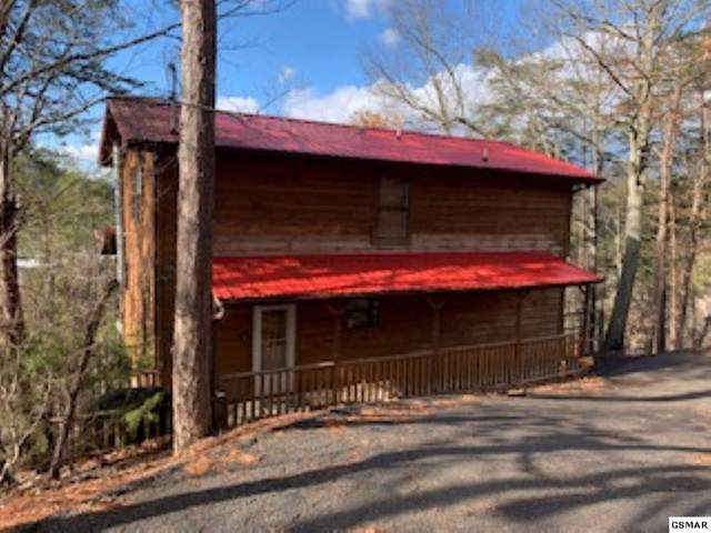 1067 Scenic Hills Rd, Pigeon Forge, TN 37863 (#226466) :: The Terrell Team