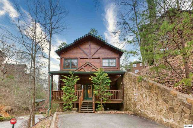 649 Gatlinburg Falls Way Bear Tracks, Gatlinburg, TN 37738 (#226510) :: Jason White Team | Century 21 Four Seasons
