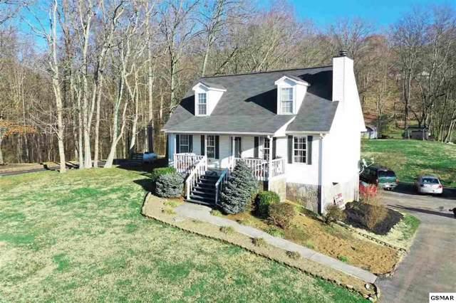 421 Cline Rd, Dandridge, TN 37725 (#226513) :: Prime Mountain Properties