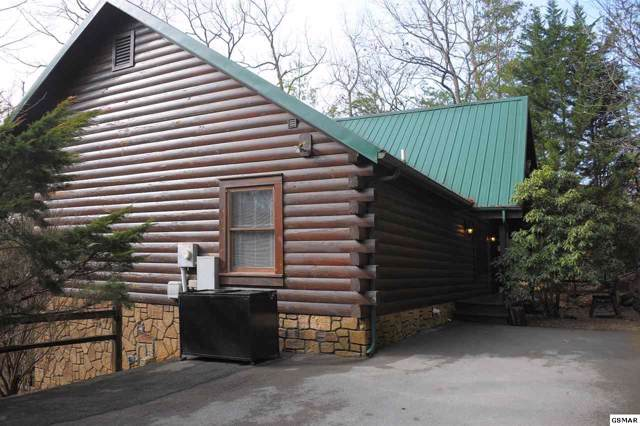"1129 Smoky Top Way ""Smoky Bear Lod, Gatlinburg, TN 37738 (#226544) :: Jason White Team 