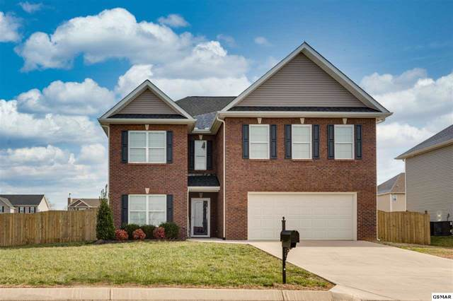 2750 Lucky Leaf Lane, Knoxville, TN 37924 (#226564) :: Four Seasons Realty, Inc