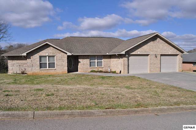 1345 River Run Circle, Sevierville, TN 37876 (#226588) :: Colonial Real Estate