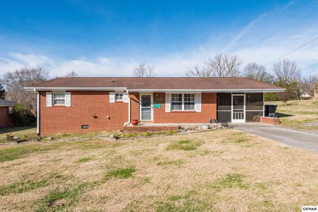 318 Two View Rd, Pigeon Forge, TN 37863 (#226648) :: The Terrell Team