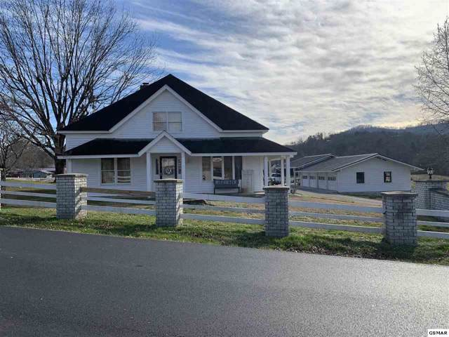 305 Pine Mountain Road, Pigeon Forge, TN 37863 (#226670) :: Prime Mountain Properties