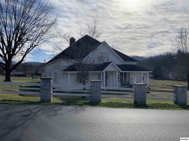 305 Pine Mountain Road, Pigeon Forge, TN 37863 (#226672) :: Prime Mountain Properties